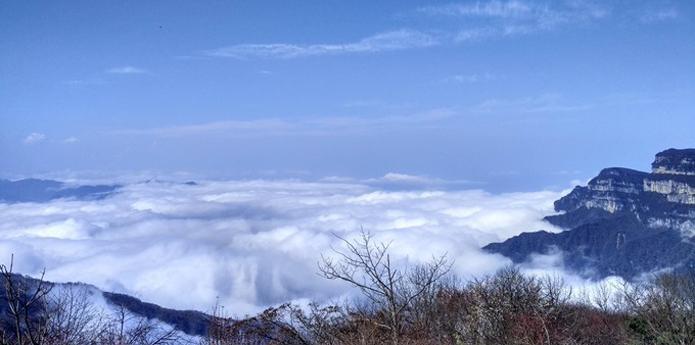 从西安到光雾山两天两晚自驾游记