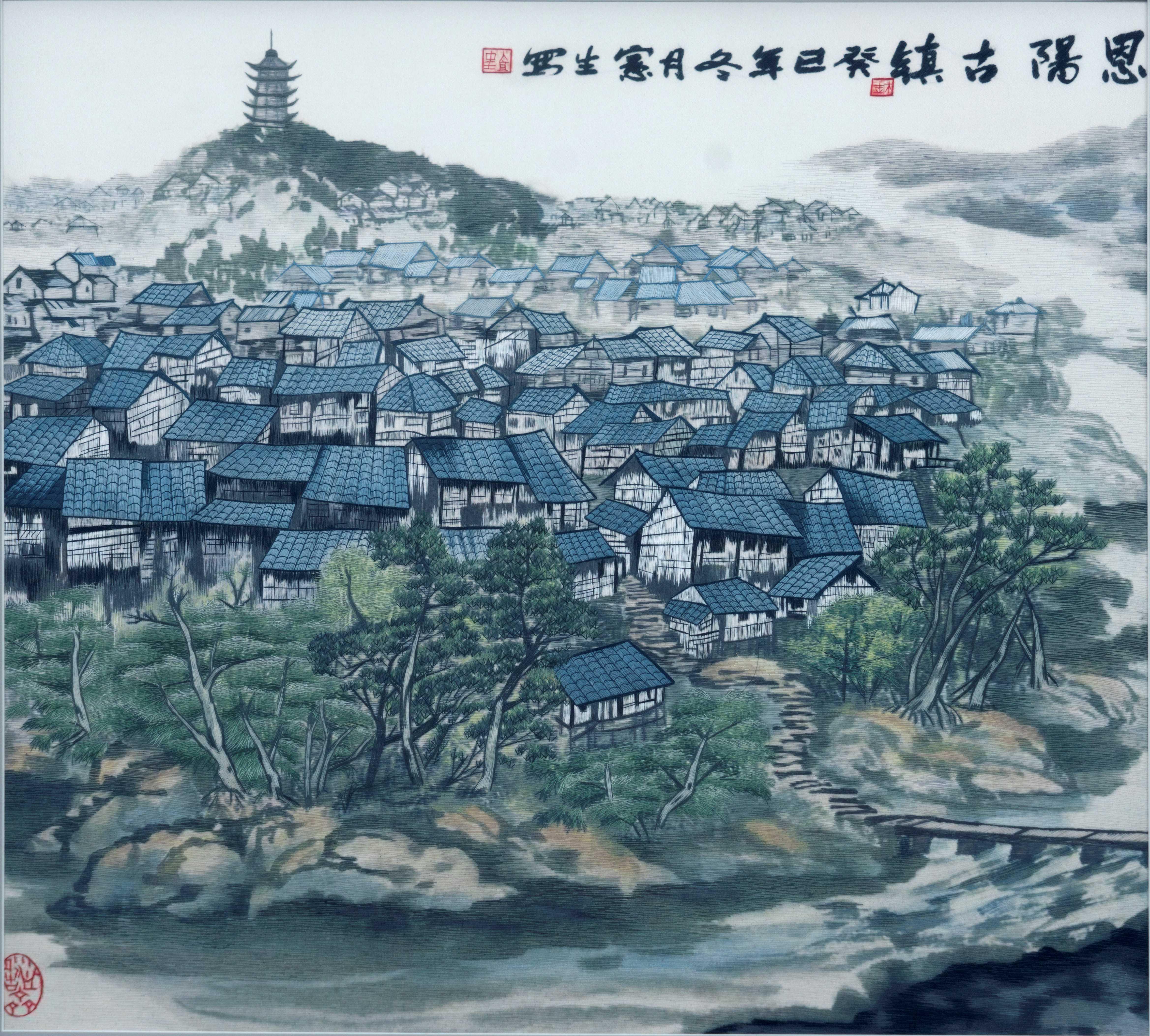 恩阳古镇   100000元22