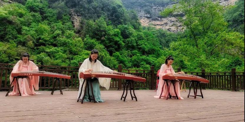 巴中市文化馆大力开展民族音乐艺术展演惠民活动